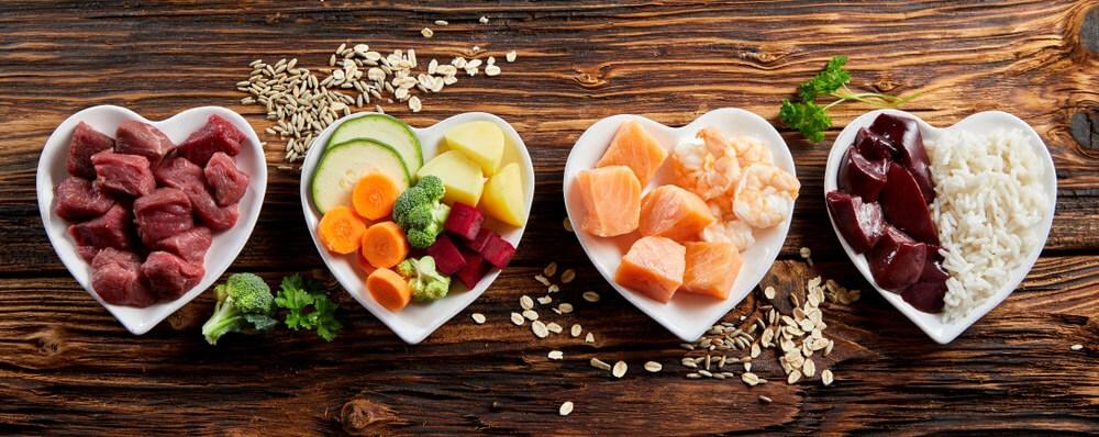 BARF замразени сурови храни