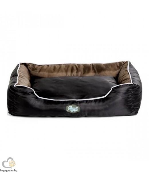 Agui Waterproof Bed - луксозно меко легло, черно, различни размери