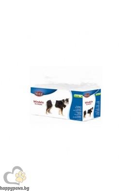 TRIXIE Памперс за мъжки кучета, различни размери