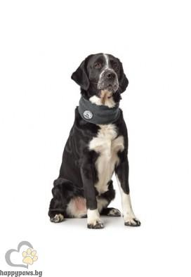 Hunter Шал за куче Malmö - антрацит, 78 см