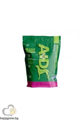 А&D Natural Foods - Американското меню BARF, 600 гр