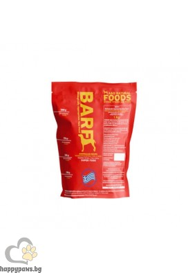 А&D Natural Foods - Австралийското меню BARF, 600 гр