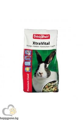 Beaphar - Xtra Vital храна за зайци, различни разфасовки