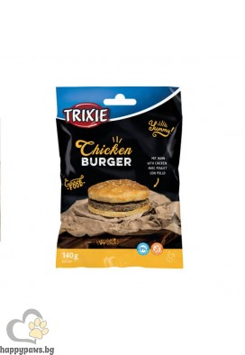 Trixie Бургер с пилешко месо, 140 гр