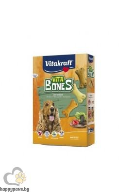 Vitakraft - VITA BoneS бисквити със зеленчуци, 400 гр