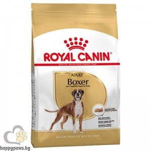 Royal Canin - Boxer суха храна специално създадена за порода Боксер, до 15 месеца, 12 кг.