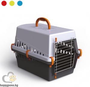 Georplast - Ttrasportino Metal - транспортна чанта с метална решетка