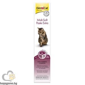 GimPet - Malt-Soft Paste Extra малцова паста за котки суперсилна, различни разфасовки - 20 мл.