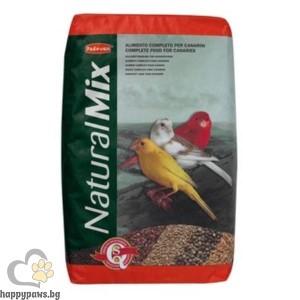 Padovan - Natural Mix Пълноценна храна за канари, 25 кг.
