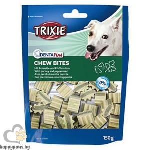 TRIXIE - Дентрос мини, хапки за поддържане на денталната хигиена, 150 гр.