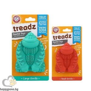 Arm&Hammer Gorilla Дентална играчка за кучета - горила