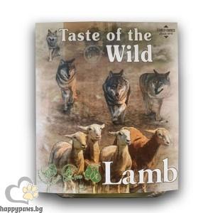 Tаste of the wild Lamb & Chicken dog tray 390 гр. - терин за кучета с агнещко и пилешко