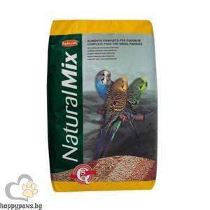 Padovan - Natural Mix Пълноценна храна за вълнисти папагали, 20 кг.