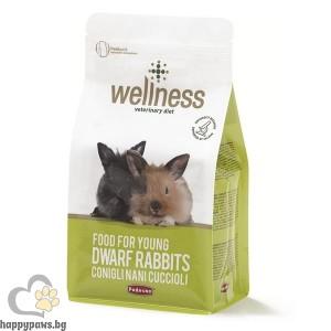Padovan - Wellness Junior Премиум храна за мини зайци, 1 кг.
