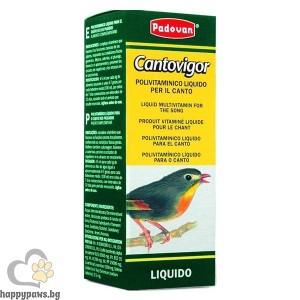 Padovan - Течен мултивитамин за пoйни птици - 30 мл.
