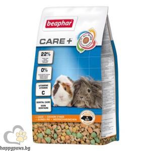 Care + Super Premium храна за морско свинче, различни разфасовки