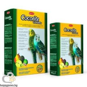 Padovan - GRAND MIX Пълноценна храна за вълнисти папагали с плодове