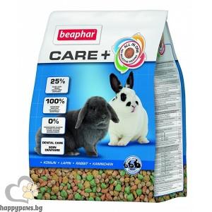 Care+ Super Premium храна за заек, различни разфасовки