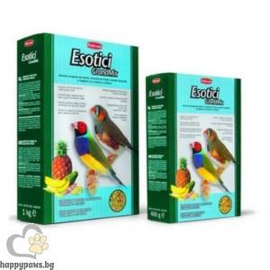 Padovan - GRAND MIX Пълноценна храна за екзотични птици, 400 гр.