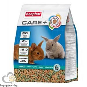 Care+ Super Premium храна за малко зайче, различни разфасовки