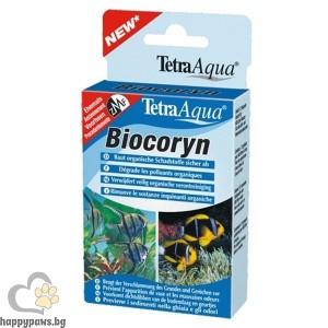 Tetra - TetraAqua Biocoryn - препарат, засилващ разграждането на биологичните отпадъци - 24 бр.
