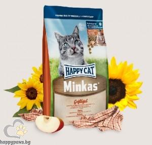 Храна за котки Happy Cat Minkas Chicken – Минкас Пиле