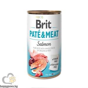 Brit - Boutique консервирана храна за кучета, пастет от чисто месо, 800 гр. различни вкусове