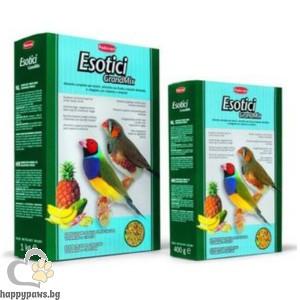 Padovan - GRAND MIX Пълноценна храна за екзотични птици, 1 кг.