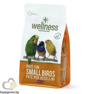 Padovan - Wellness Премиум pateé за дребни птици, 600 гр.