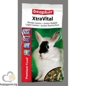 Beaphar - Xtra Vital храна за малки зайчета, 2.5 кг. - 2.5 кг.