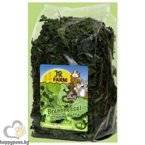 JR Farm - Коприва за гризачи, 80 гр.