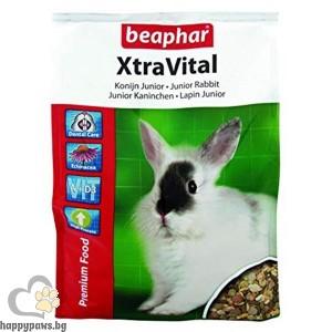 Beaphar - Xtra Vital храна за зайци, 1 кг.- 2.5 кг.