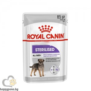 Royal Canin - Steriliяed Loaf пауч