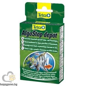 Tetra - Tetra AlgoStop Depot Таблетки против алги, 12 таблетки