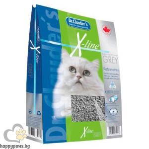 "Dr. Clauders - Котешка тоалетна ""Xtreme grey"" - 12 кг."