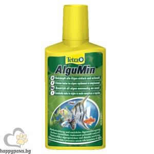 Tetra - Tetra AlguMin Препарат за премахване на алги - 0.250 мл.
