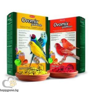 Padovan - Ovomix gold Giallo Хранителна добавка за малки птички, жълта, 1 кг.