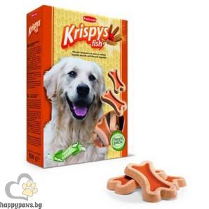 Padovan - Krispys Бисквити за куче, 500 гр.