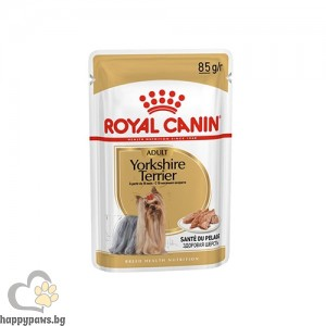 Royal Canin - Yorkshire Terrier Adult пауч