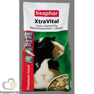 Beaphar - Xtra Vital за морско свинче, 1 кг.