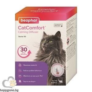 Beaphar – Calming Spot On успокояващи пипети за котки - 3 бр. в пакет