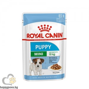 Royal Canin - Mini Puppy пауч