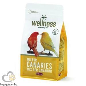 Padovan - Wellness Премиум храна за канарчета, 1 кг.