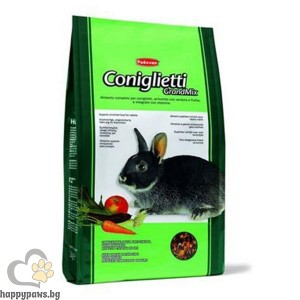 Padovan - Пълноценна храна за зайци, 3 кг.