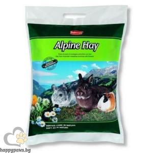 Padovan, Alpine-Hay - Екологично чисто алпийско сено, 700 гр.