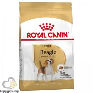 Royal Canin - Beagle Adult суха храна за кучета порода бигъл, на възраст над 12 месеца, 3 кг.