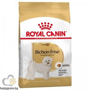 Royal Canin - Bichon Frise суха храна за кучета порода болонка, на възраст над 12 месеца, 1.5 кг.