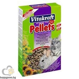 Vitakraft - Chinchilla Pellets Основна храна за чинчили, 400 гр.