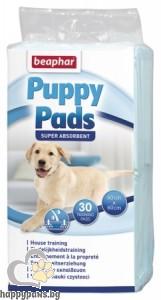Beaphar - Puppy Pads хигиенни подложки 7бр.