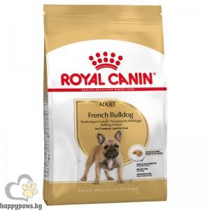 Royal Canin - French Bulldog Puppy суха храна за кученца порода Френски Булдог, от 2 до 12 месеца, 3 кг